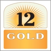 12 Gold